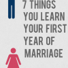 first year of marriage advice
