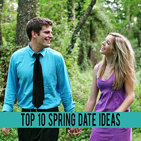best spring date ideas