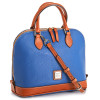 D&B Pebble Leather Handbag