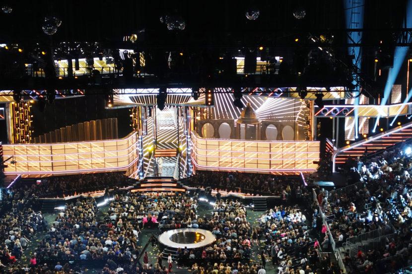 attending the Billboard Music Awards